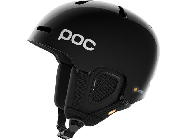 POC Fornix Casco, black